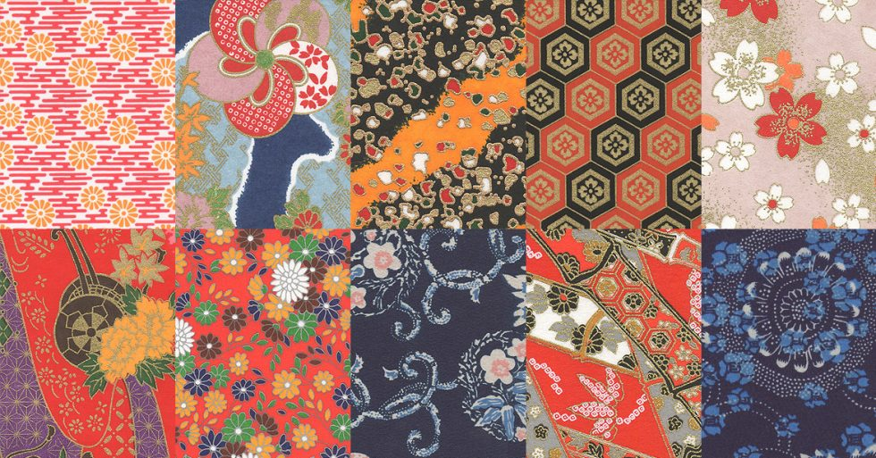 Download 10 Beautiful Japanese Paper Textures