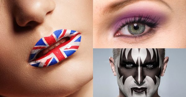 Learn How to Create Beauty Makeup and Face Painting Effects in Photoshop