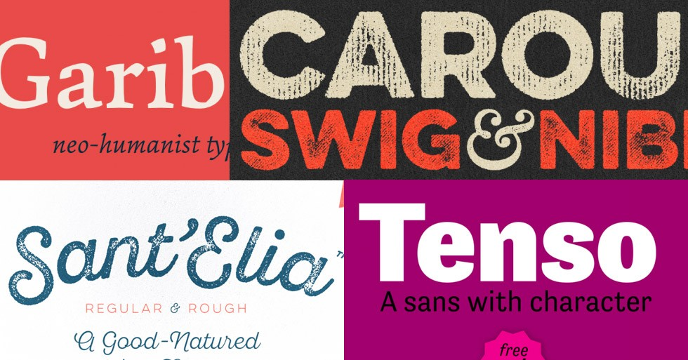 10 Hidden Free Fonts for Professional Design You Didn't Know Existed