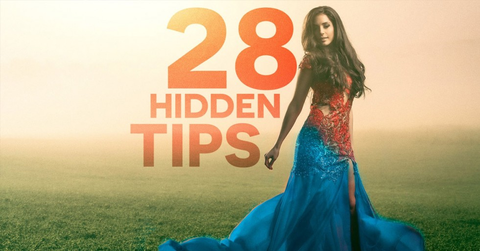 28 hidden Photoshop features revealed in under 30 minutes