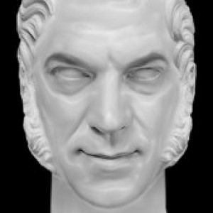 Photoshop: Make a Marble Sculpture Bust from a Photo