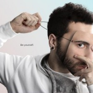 Create a Portrait Mask Illusion With Photoshop