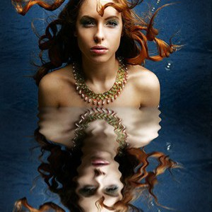 Create a Water Reflection Photo Effect In Photoshop