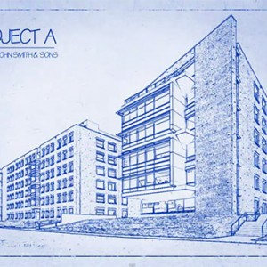 Turn a Photo Into an Architect's Blueprint Drawing in Photoshop