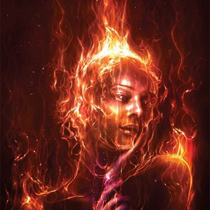 Apply a Burning Flames Effect to a Photo in Photoshop