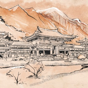 Create Beautiful Japanese Art in Photoshop