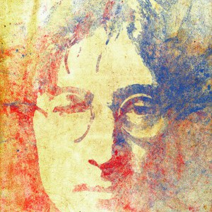 Create a Colorful Grunge John Lennon Portrait in Photoshop