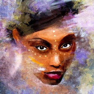 Add a Painterly Effect to a Portrait in Photoshop
