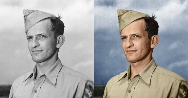 How to Colorize a Old Black and White Photo in Photoshop