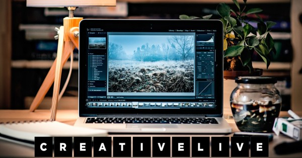 CreativeLive: Learn From Photoshop Experts Through Live Online Classes