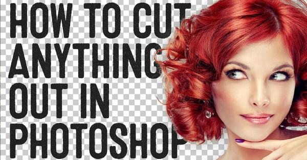 Learn how to cut things out like a pro in Photoshop
