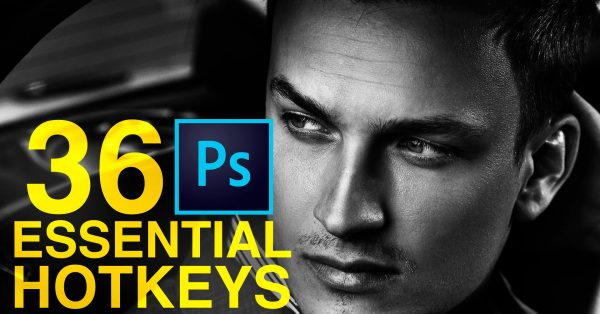 36 Essential Beginner Hotkeys for Photoshop
