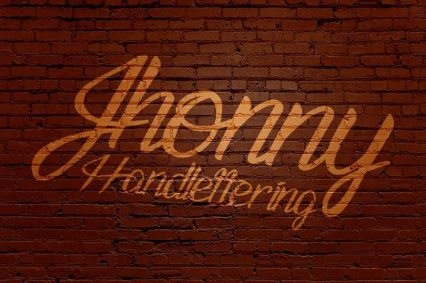 JHONNY-Handlettering