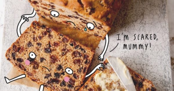 English illustrator sees faces on everyday life objects and bring them to life