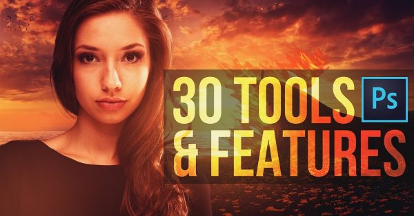 30 Awesome Photoshop Tools and Features You Should Know