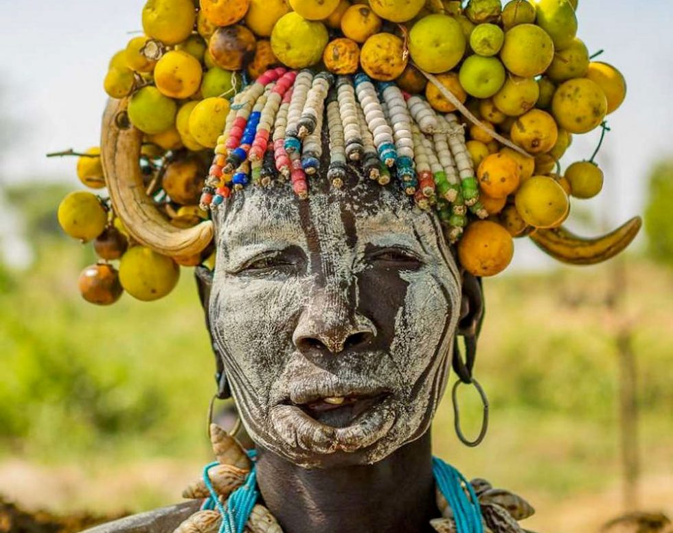 Photographer masterfully captures the beauty of tribal women in ethiopia