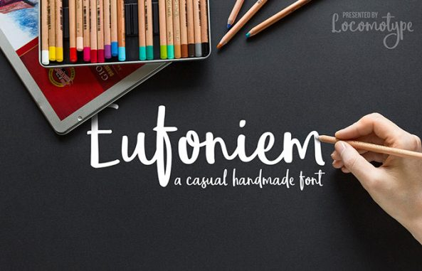 Download Beautiful Eufoniem free font