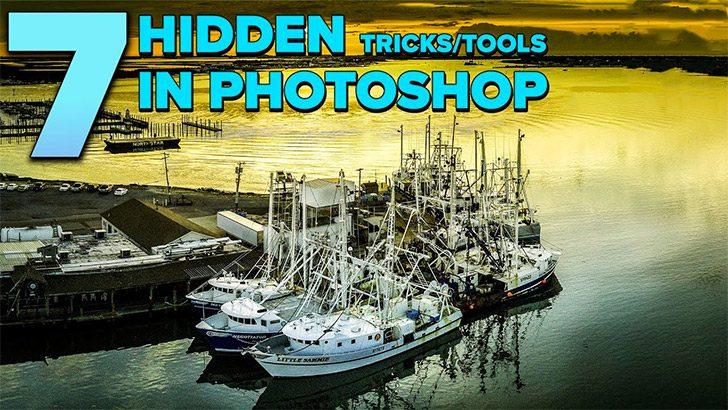 7 useful Photoshop features hidden in plain sight