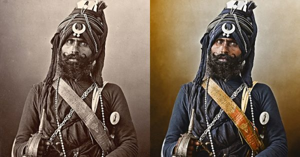 How obsessive artists colorize old photos