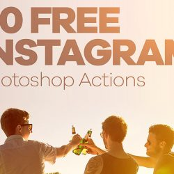 Download 30 Free Instagram Photoshop Actions