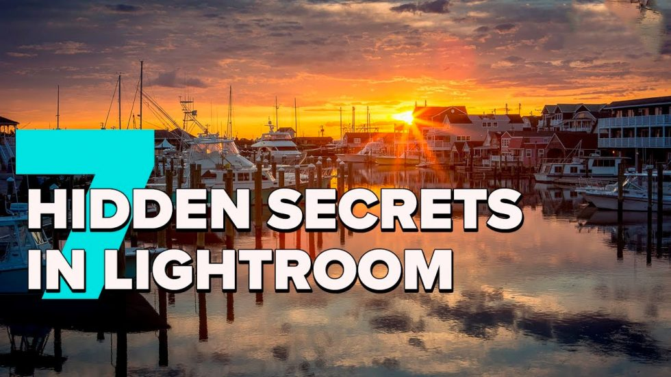 7 secret tips you probably don't know in Adobe Lightroom