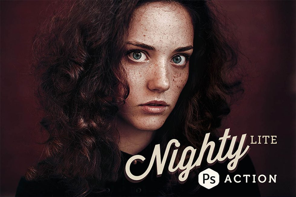 Download Nighty Free Photoshop Action